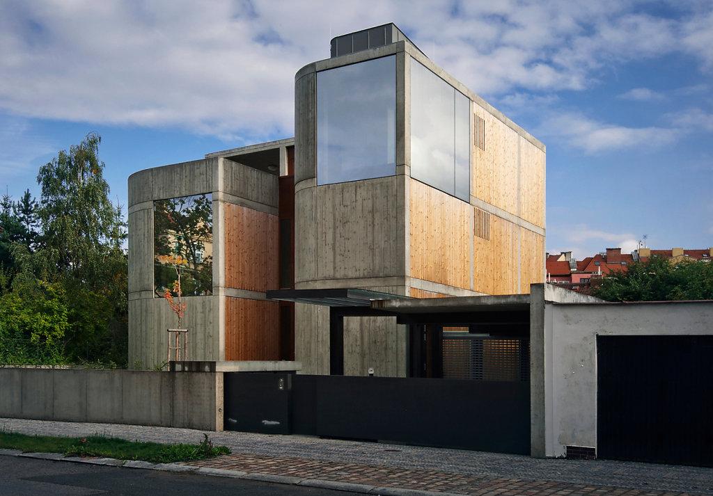 Urban Villa Prochazkova - Prague